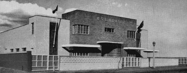 RSL HQ 1956